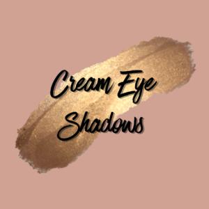Cream Eye Shadows