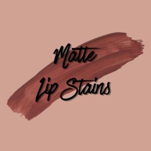 Matte Lip Stains